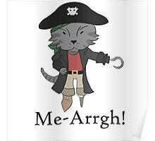 Me-Arrgh! Poster