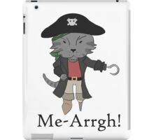 Me-Arrgh! iPad Case/Skin