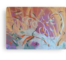 Wild Growth Canvas Print