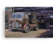 Leyland Beaver artic Canvas Print