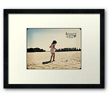 Summer 2011 :) Framed Print
