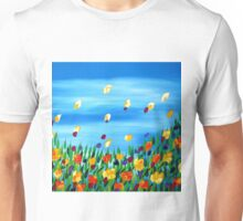 Field of Happiness 3 Unisex T-Shirt