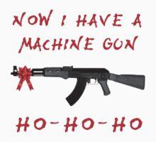 Die Hard - Ho-Ho-Ho by Kelly Ferguson