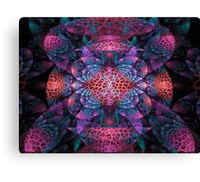 Corals Of The Deep Canvas Print