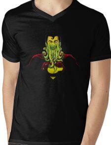 SuperCthulhu Mens V-Neck T-Shirt