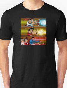 RYU, GOKU SUPERMAN HADOKEN T-Shirt