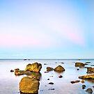 Fairy Floss Skies - Cleveland Qld Australia by Beth  Wode