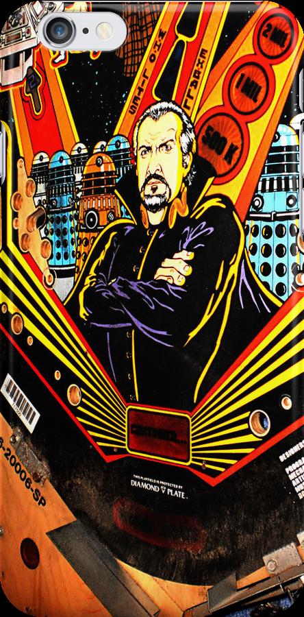 pinball machine1 by andytechie