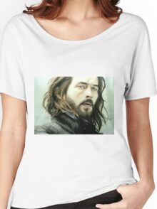 Tom Mison as Ichabod Crane Women's Relaxed Fit T-Shirt