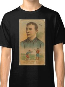 Benjamin K Edwards Collection Dell Darling Chicago White Stockings baseball card portrait Classic T-Shirt