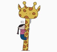 Giraffe - Clothing, Sticker & iCase Kids Clothes