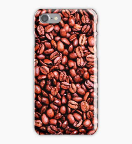 Spill the beans iPhone Case/Skin