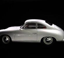 Porsche 356 1500 Coupé (1954) by Frits Klijn (klijnfoto.nl)
