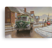 Mickey Mouse Foden, Moreton C. Cullimore Canvas Print