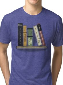 Recommended Reading Tri-blend T-Shirt