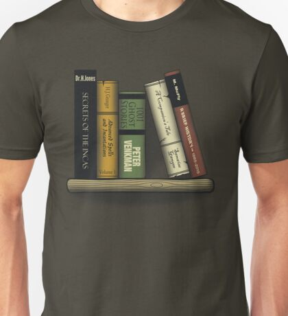 Recommended Reading Unisex T-Shirt