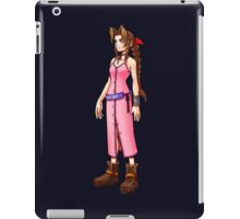 "Aerith ""No matter where we are, our hearts will bring us together again."" iPad Case/Skin"