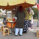 Street food - the best pilav ever at Hasköy by Marjolein Katsma
