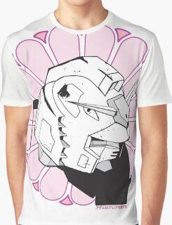 Gundam Buddha Graphic T-Shirt