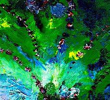 GREEN COSMOS by REKHA Iyern [Fe] Records Canada