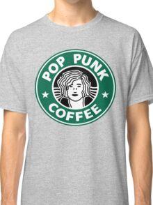Pop Punk Coffee Classic T-Shirt