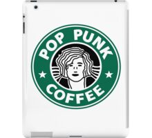 Pop Punk Coffee iPad Case/Skin