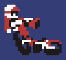 Excite Bike Fail by Funkymunkey