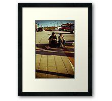 Da W8 2 SK8!-1 Framed Print