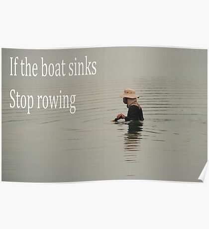 sunk Poster