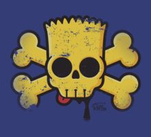 Bart Simpskull by Captain RibMan