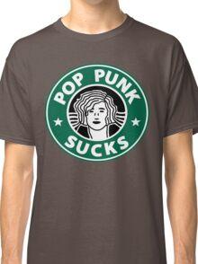 Pop Punk Sucks! Classic T-Shirt