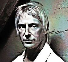 PAUL WELLER by Terry Collett