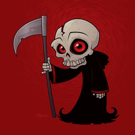 Little Reaper by fizzgig
