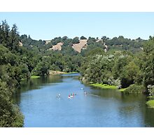 Magnificent Russian River Photographic Print