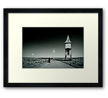 Mission Framed Print
