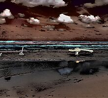 Surrealistic Seascape VI by Igor Shrayer