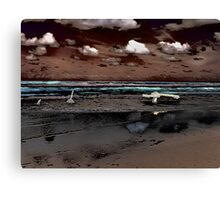 Surrealistic Seascape VI Canvas Print