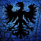Cracked Ravenclaw by Serdd