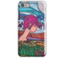 Living On The Horizon iPhone Case/Skin