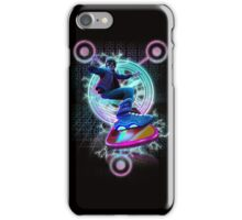 Hoverboard to the Future iPhone Case/Skin