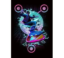 Hoverboard to the Future Photographic Print