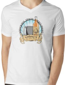 MEAD is for champions Mens V-Neck T-Shirt