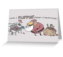 Have a FLIPPIN' Great Christmas Greeting Card