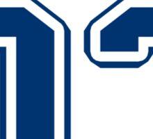 Team TARDIS: 03 Sticker