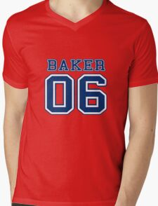 Team TARDIS: 06 Mens V-Neck T-Shirt