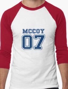 Team TARDIS: 07 Men's Baseball ¾ T-Shirt