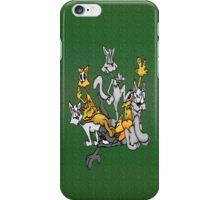 King of the Stack Case iPhone Case/Skin