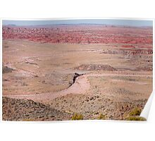 The Painted Desert 8042 Poster