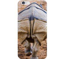Rhino Bum iPhone Case/Skin