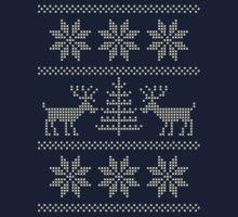scandinavian ornament One Piece - Short Sleeve
